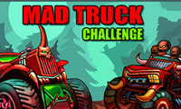 Mad Truck Challenge: The Beginning