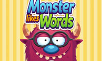 Monster Likes Words