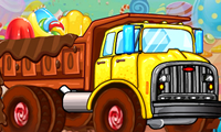 Transport durch Candy Land